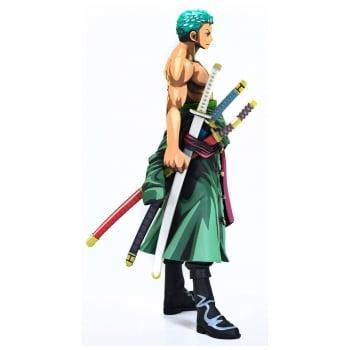 One Piece Master Star Piece - Roronoa Zoro - Manga Dimension - Bandai Banpresto