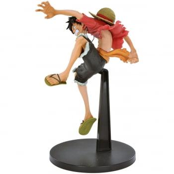 Banpresto Luffy One Piece Stampede Movie - King of Artist Monkey D. Luffy