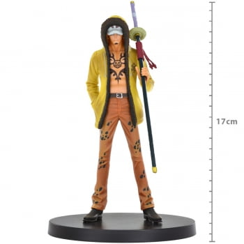 One Piece Stampede Movie - Trafalgar Law - DXF The Grand Line Men Vol.5 - Bandai Banpresto