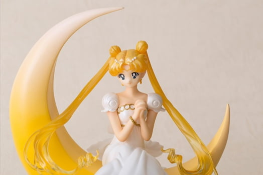 Princess Serenity Sailor Moon FiguartsZERO Chouette