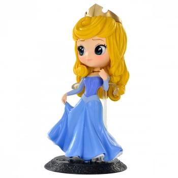 Q Posket Aurora A Bela Adormecida - Disney Banpresto