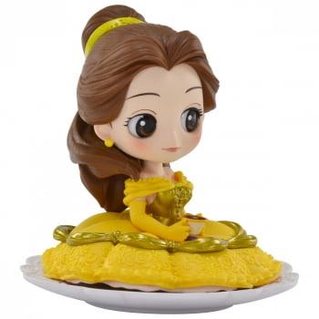 Q Posket Bela Belle - Banpresto Disney A Bela e A Fera