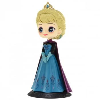 Q Posket Elsa Coronation - Banpresto Disney Frozen