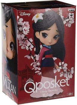 Q Posket Mulan - Disney Characters Banpresto