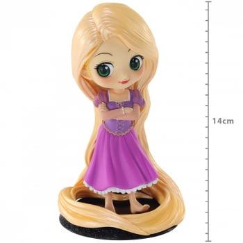 Q Posket Rapunzel - Girlsh Charm Disney Characters Banpresto