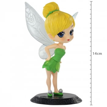Q Posket Tinker Bell Leaf Dress - Banpresto Disney Peter Pan