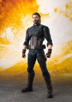 S.H. Figuarts Captain America - Avengers Infinity War
