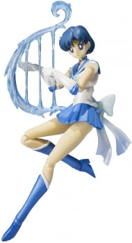 S.H. Figuarts Super Sailor Mercury Sailor Moon