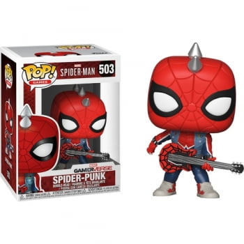 Spider-Man - Spider-Punk 503 Funko Pop