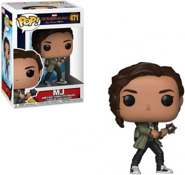 Spider-man Far From Home - MJ 471 Funko Pop