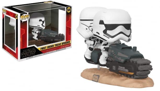 Funko Pop Star Wars First Order Tread Speeder 320