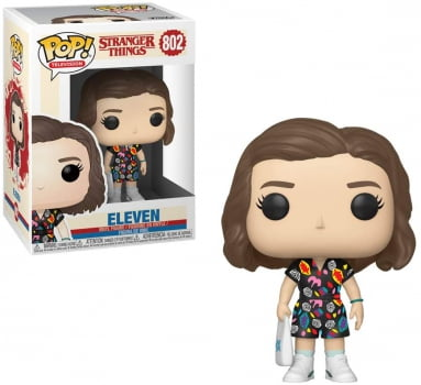 Funko Pop Eleven Mall Outfit 802 Stranger Things