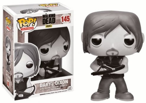 The Walking Dead - Daryl Dixon B&W Edition 145 Funko Pop