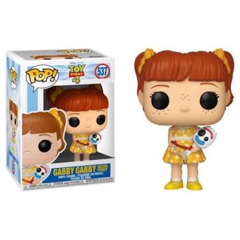 Funko Pop Gabby Gabby Holding Forky 537 - Toy Story 4