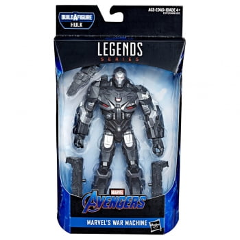 War Machine - Marvel Legends - BAF Hulk