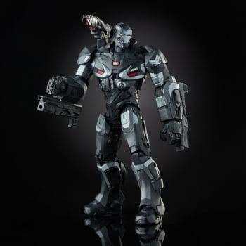 War Machine - Marvel Legends - BAF Hulk