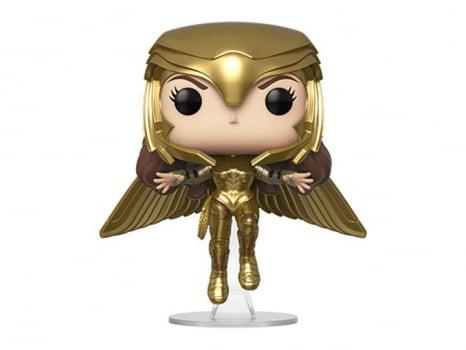 Wonder Woman 1984 Golden Armor - Mulher Maravilha #324 Funko Pop