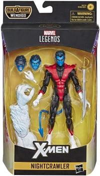 X-Men - Nightcrawler (Noturno) - Marvel Legends Wave Wendigo