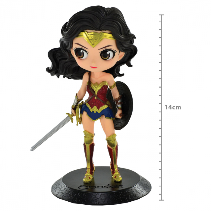 Wonder Woman Mulher Maravilha - Q Posket - Banpresto