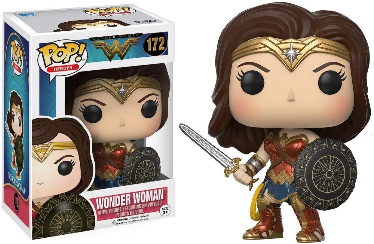 Funko Pop Mulher Maravilha 172 Wonder Woman