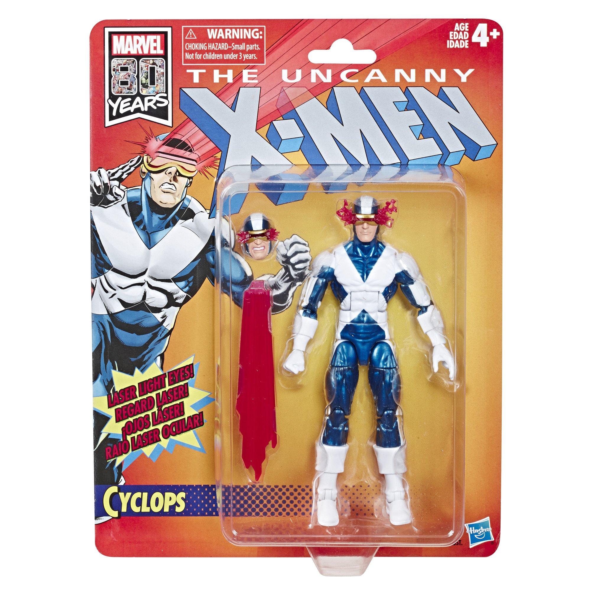 X-Men - Ciclope - Cyclops - Marvel Legends Vintage Series